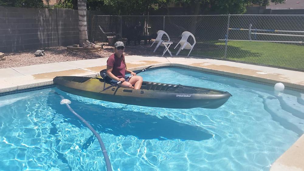 Finding the right kayak big boy kayak xl kayak plus size kayak