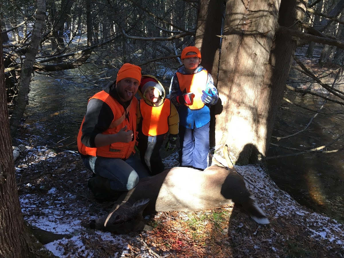 Family Deer Hunt 2015