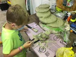 Helper and Mini Habbitat Maker Clayton