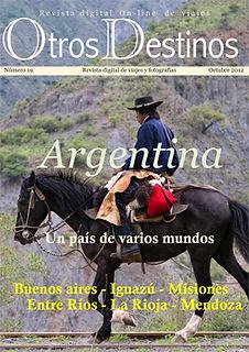 Revista Otros Destinos  Argentina