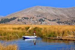 Lago titicaca,Perú