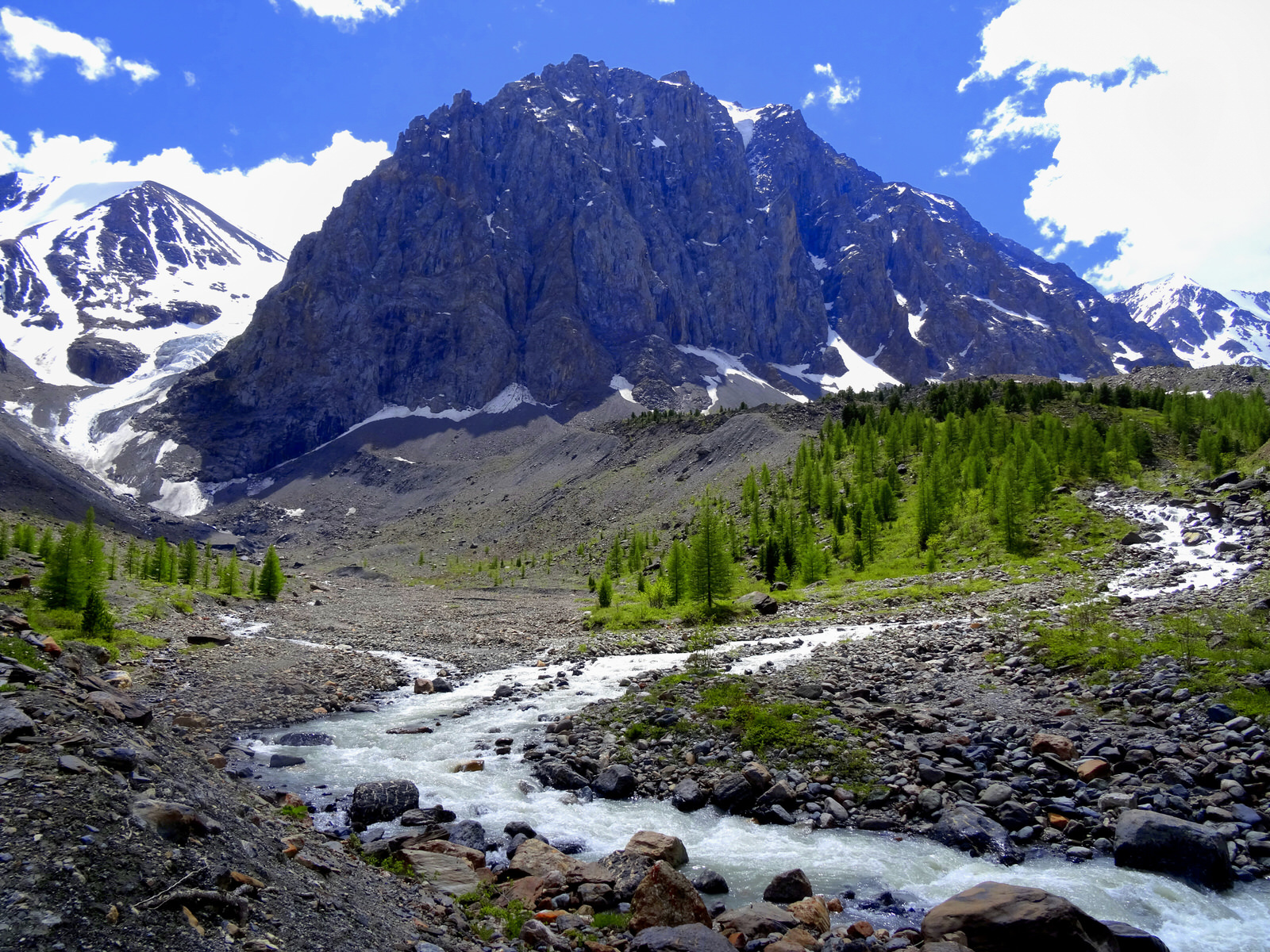 Montes de altai