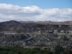 Almeria: Luz del Desierto de Tabernas