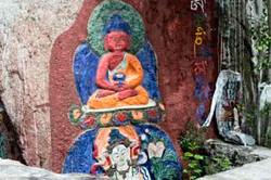 Lhasa es la capital del Tíbet