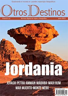 Revista Otros Destinos Jordania