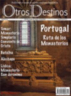 Revista Otros Destinos Ruta Monasterios