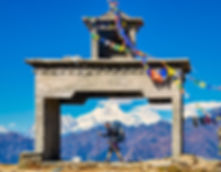 Cruzando el Himalaya