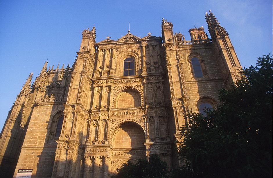 Catedal_Plasencia_Cáceres_Ruta_Vía_de_