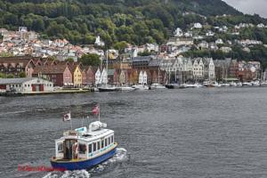 Bergen (Noruega) Tres dias en Bergen