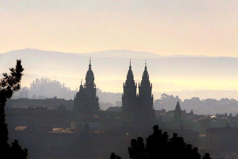 Camino del Norte: Santiago