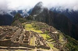 Machu Pichu.Perú