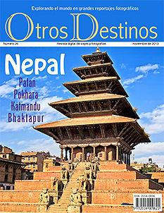 Revista Otros Destinos Nepal