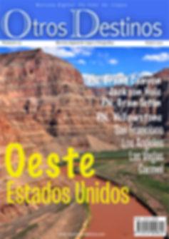 Revista Otros Destinos Oeste EE.UU