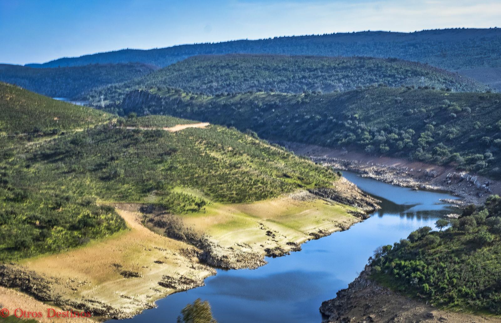 Parque de monfragüe Extremadura