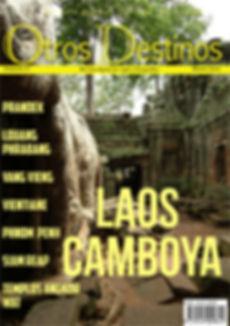 Revista Otros Destinos Laos Camboya