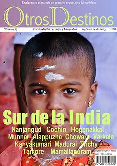 Revista Otros Destinos Sur de la India