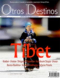 Revista Otros Destinos Tíbet