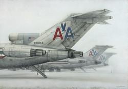 La aviónica totémica de Jorge Alcáce