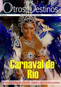 Revista Otros Destinos Carnaval Rio