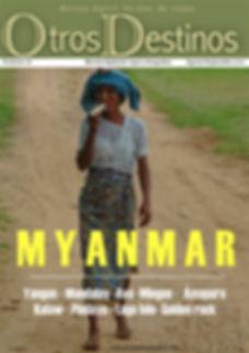 Revista Otros Destinos Myanmar