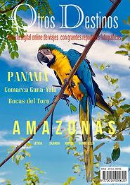 Revista Otros Destinos  Amazonas