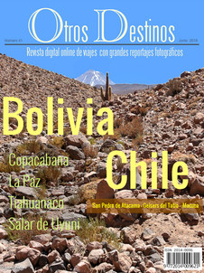 Otros Destinos n 41 Bolivia Chile