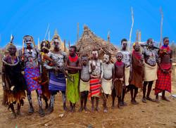 Etiopía El color de las Etnias
