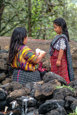 Guatemala, Lugar sagrado Maya: