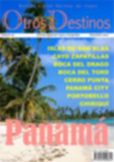 Revista Otros Destinos Panamá