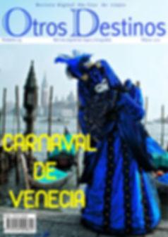 Revista Otros Destinos Carnaval Venecia