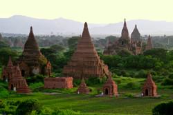 BAGAN : La ciudad de las Pagodas:  E