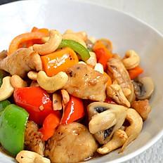 Cashew nut chicken