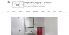 Prefab Bathrooms