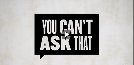 You Can't Ask That! A story about people with Down syndrome in Australia