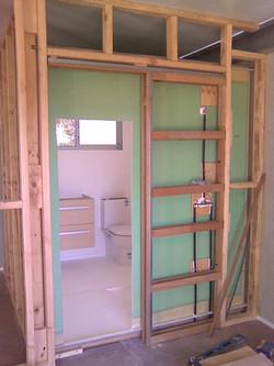 DIY Bathroom Installation