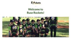 Ruse Rockets