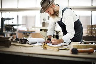 Carpenter Craftmanship Carpentry Handicr