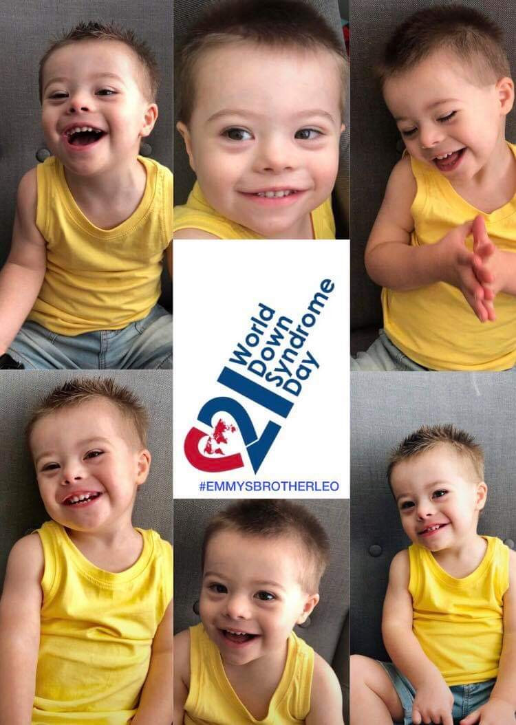 World Down Syndrome Say 2019