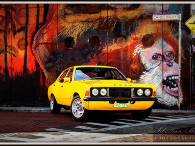Automotive Photography Brisbane
