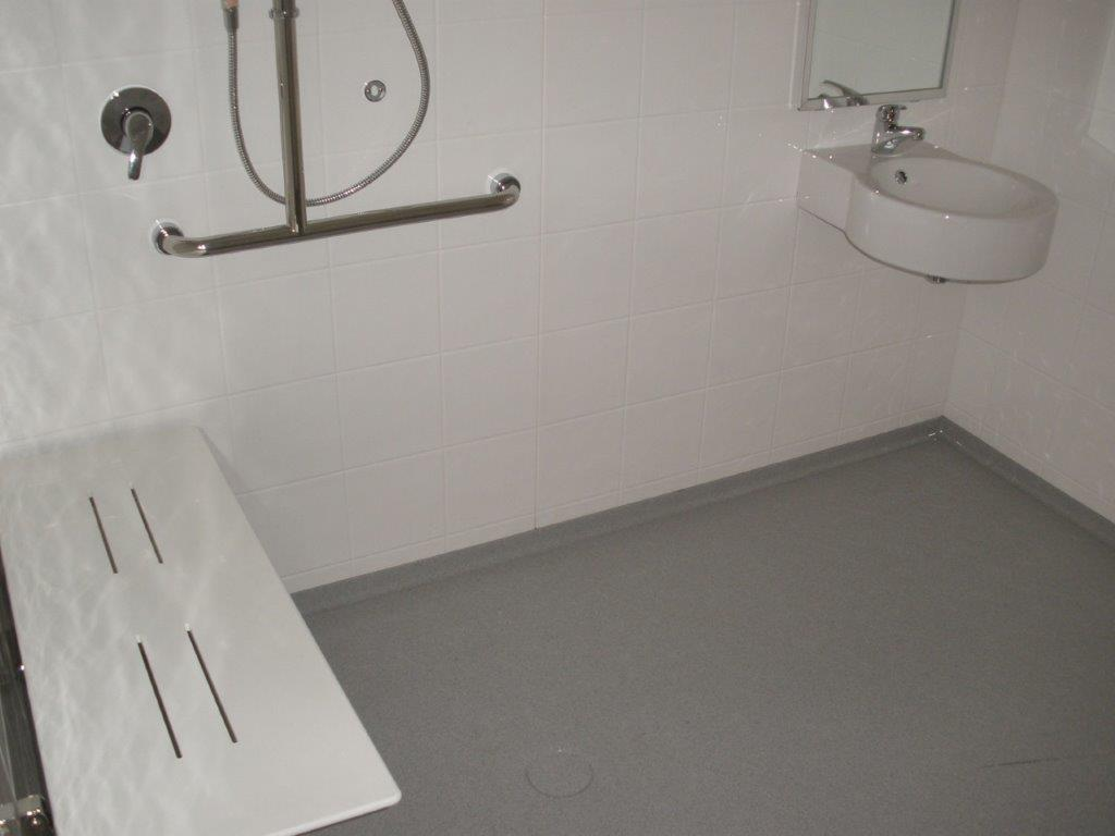 Access & Mobility Bathrooms