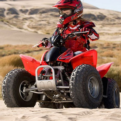 ATV Training & Certification Ages 6 and older: