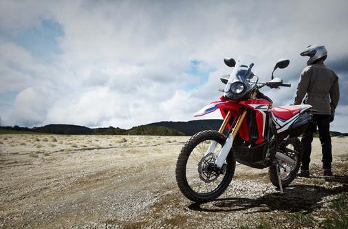 Adventure Motorcycle School