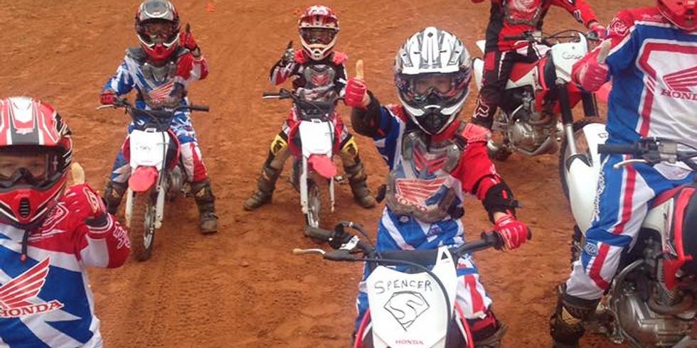 MSF Dirt Bike School  Ages 6 - 11