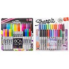 Sharpie Packages for Art Studio
