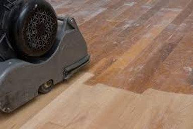 Refurbish the Gym Floor - ½ Floor