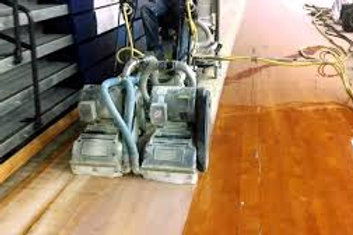 Refurbish the Gym Floor - Full Floor