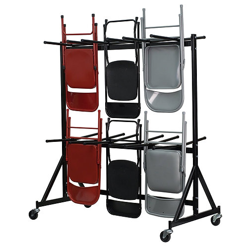 Hanging Folding Chair Truck for Gym Chairs