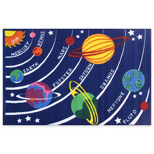 Solar System Area Rug