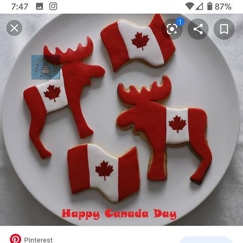 Canada/Thanksgiving Oct 10 1kidcookie 2dz