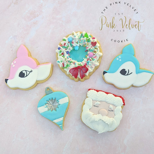 Rest of the cookies :)